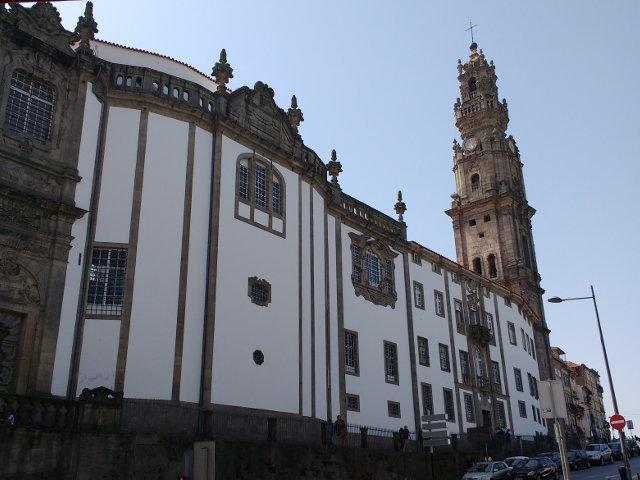 Que visitar en Oporto - oporto-torre-de-los-clerigos