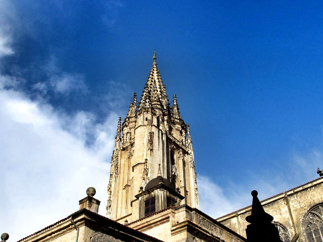 Oviedo - Catedral - Torre