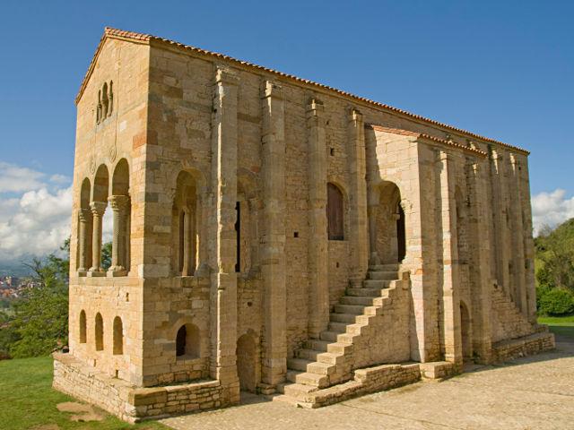 Oviedo - Santa María del Naranco