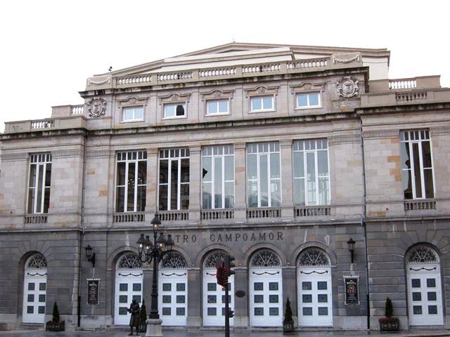 Oviedo - Teatro Campoamor