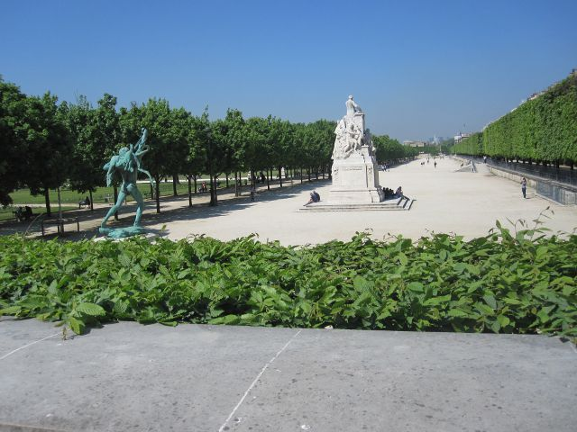 Paris - Jardines de las Tullerias