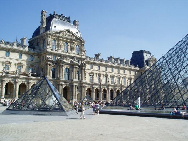 Museos de Paris - Museo Louvre