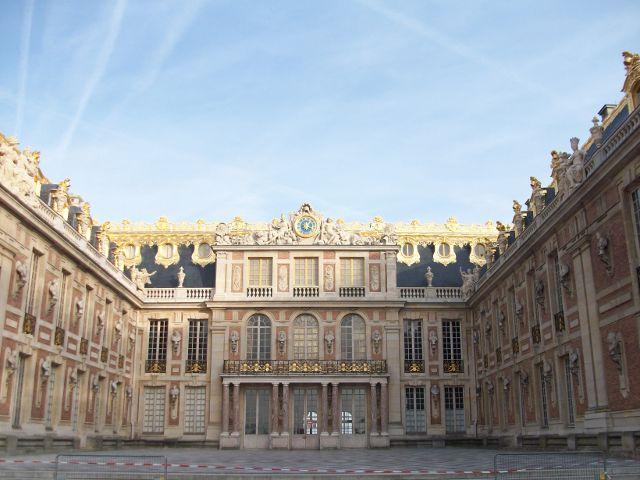 Paris - Palacio de Versalles