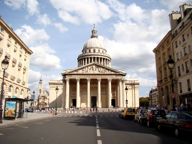 Qué visitar en Paris - Pantheon