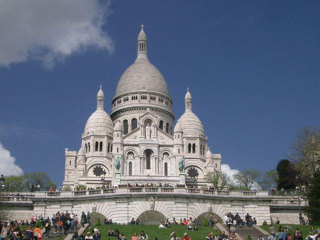 Ver Paris - Sacre Coeur