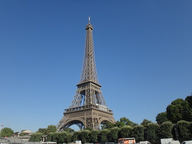 Visitar Paris - Torre Eiffel