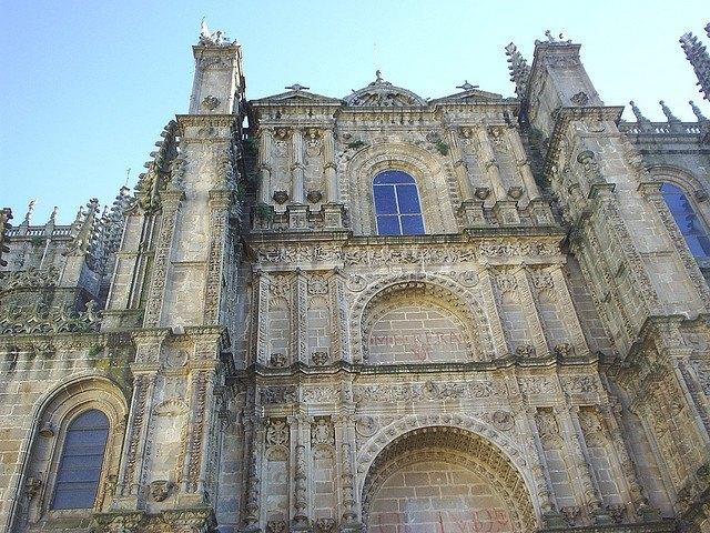 Plasencia - Catedral Nueva - Fachada