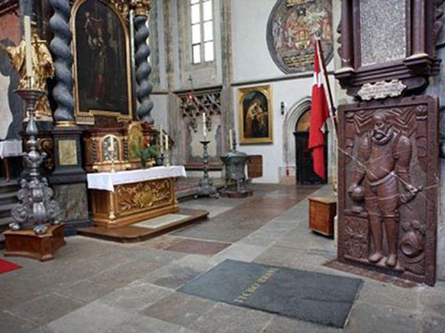 Praga - Iglesia Tyn - Interior