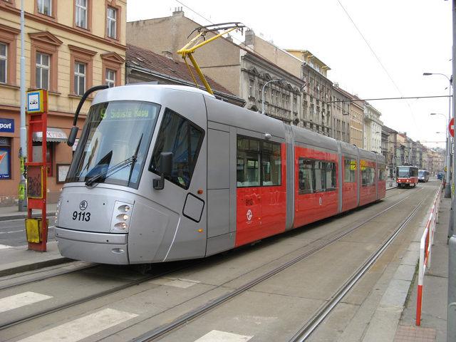 Praga - Tranvía
