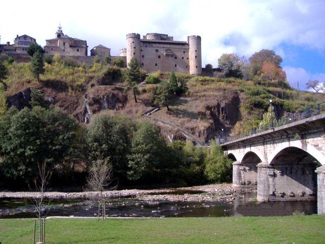 Puebla de Sanabria - Castillo