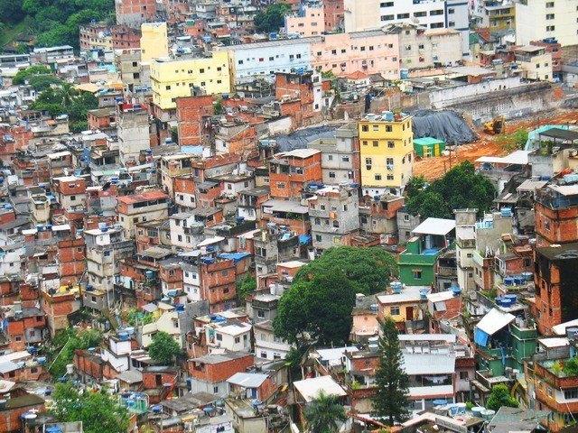 Rio de Janeiro - Favela Rocinha