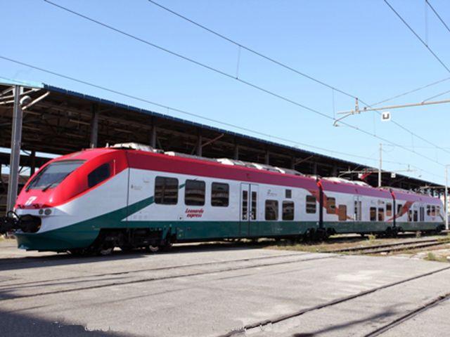 Roma - Leonardo Express