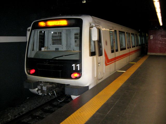 Roma - Metro