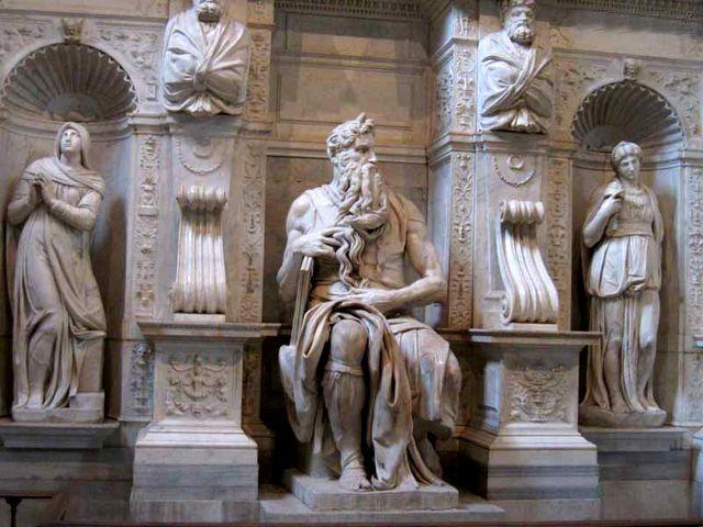 Roma - Moises de Miguel Angel