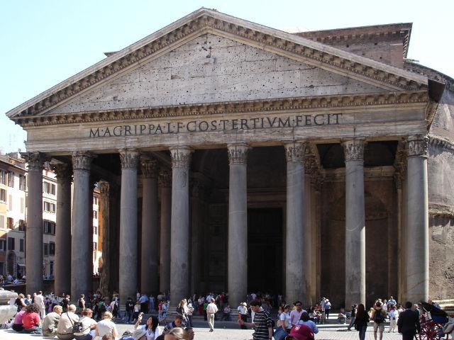 Roma - Panteon Agripa