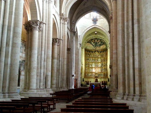 Salamanca - Catedral Vieja