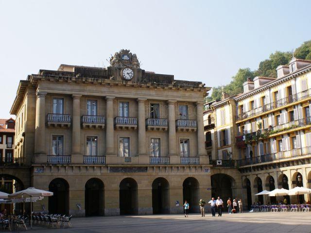San Sebastián - Plaza Constitución