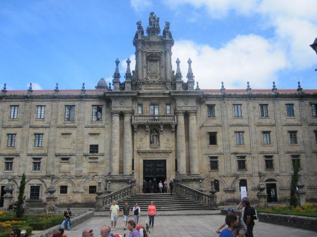 Santiago de Compostela - Plaza Azabachería