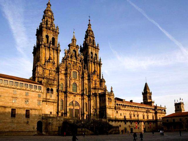 Santiago de Compostela - Plaza del Obradoiro