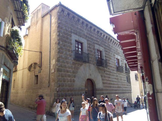 Segovia - Casa de los Picos