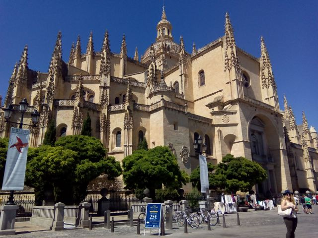 Segovia - Catedral