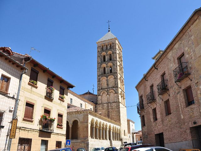 Segovia - Iglesia San Esteban