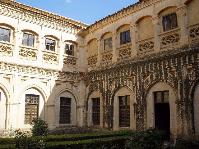 Segovia - Monasterio San Antonio el Real