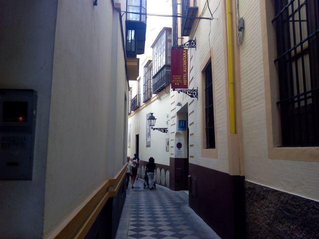 Que hacer en Sevilla - Barrio de Santa Cruz