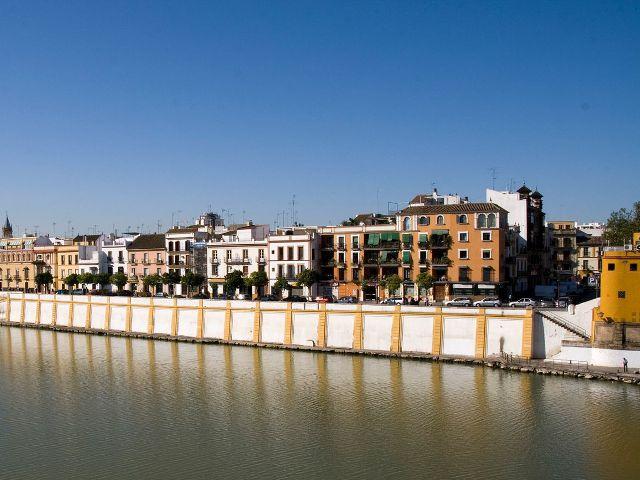 Ver Sevilla - Barrio de Triana