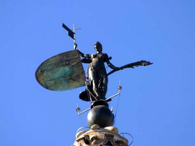 Sevilla - Giralda - Giraldillo
