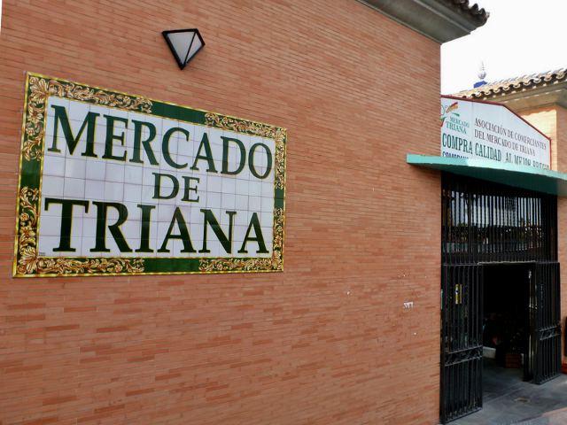 Sevilla - Mercado de Triana