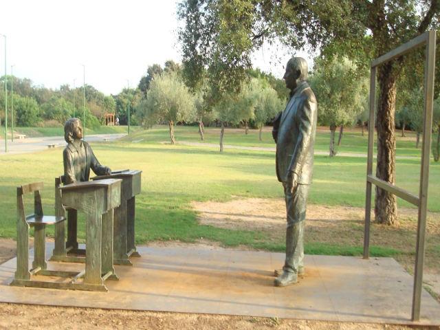 Sevilla - Parque Alamillo