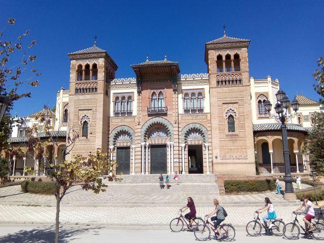 Sevilla - Plaza de America