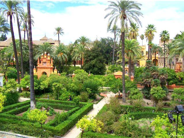 Sevilla - Reales Alcazares