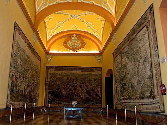 Sevilla - Reales Alcázares - Palacio Gótico