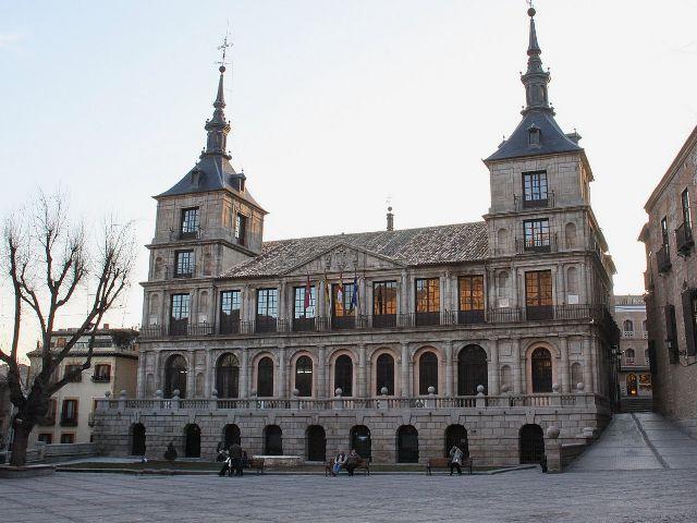 Toledo - Ayuntamiento