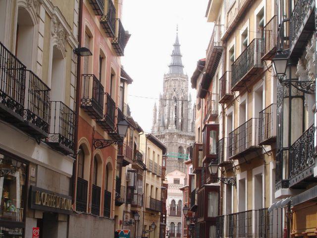 Toledo - Calle Comercio