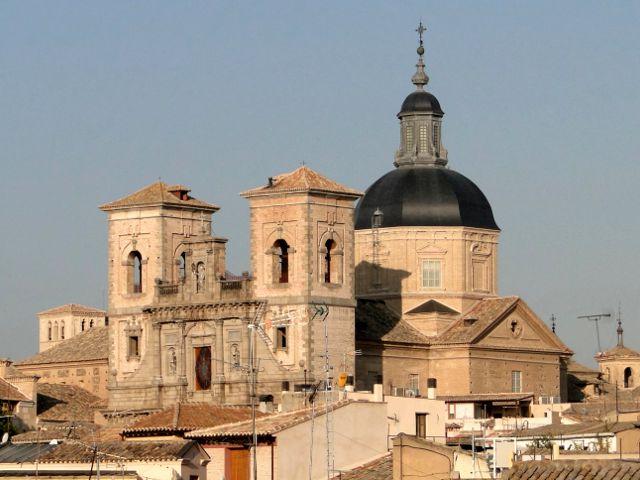 Toledo - Iglesia San Ildefonso