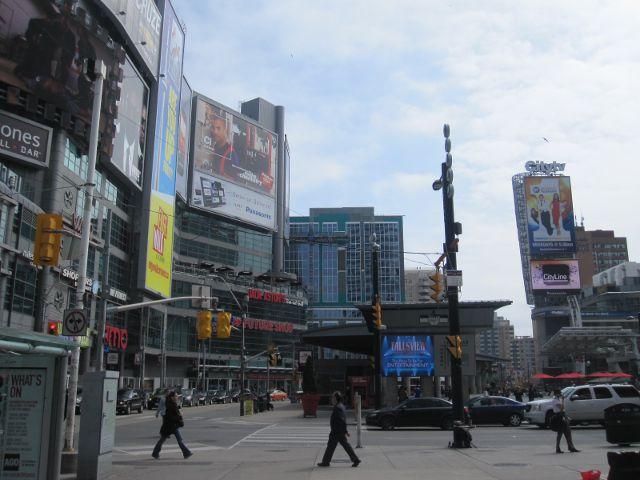 Toronto - Dundas Square
