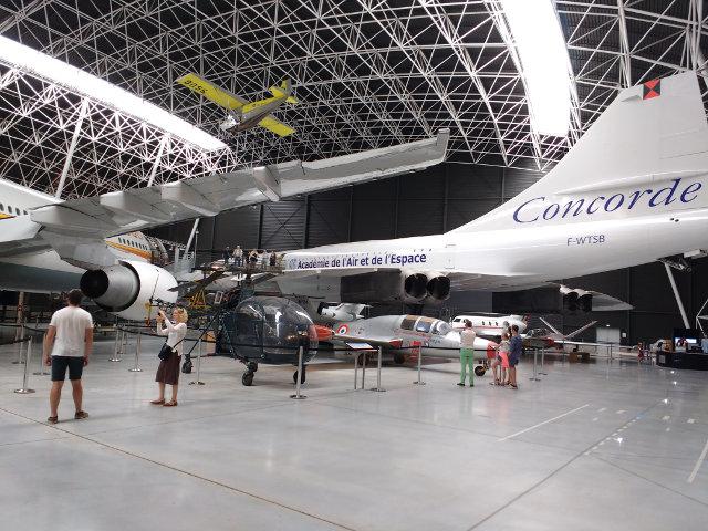 Toulouse - Musee Aeroscopia