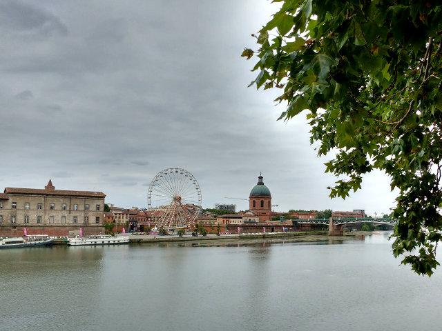 Toulouse - Río Garona