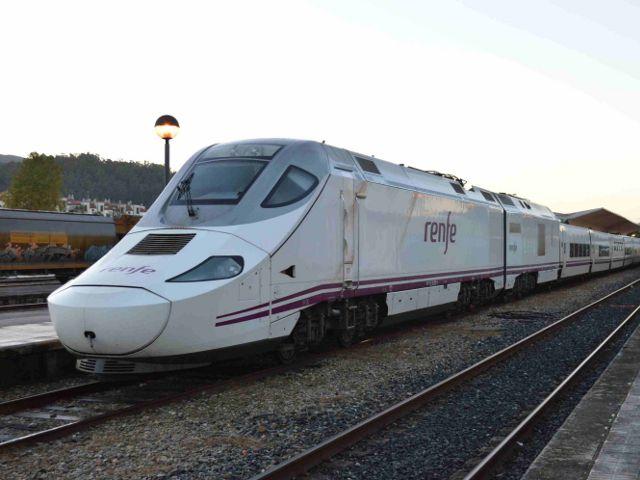 Tren - Alvia