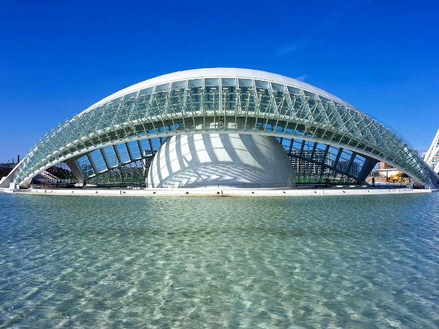 Valencia - Hemisferic