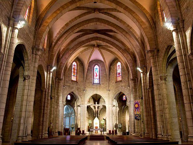 Valencia - Iglesia Santa Catalina - Interior