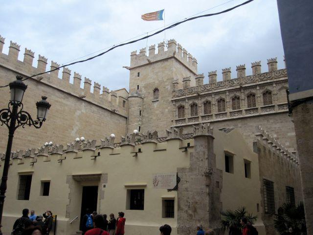 Valencia - Lonja de la Seda
