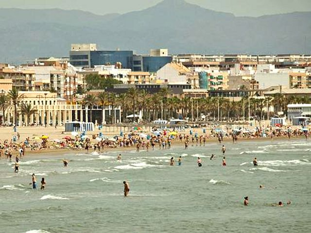 Las mejores playas de valencia para disfrutar del verano - Restaurante mediterraneo pinedo ...