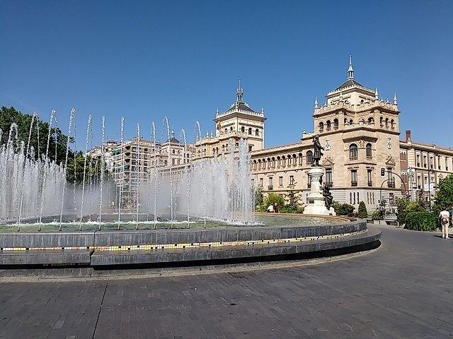 Valladolid - Academia Caballeria - Plaza Zorrilla