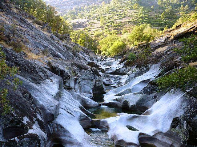 Para sos naturales de extremadura el valle del jerte for Piscinas naturales norte de extremadura