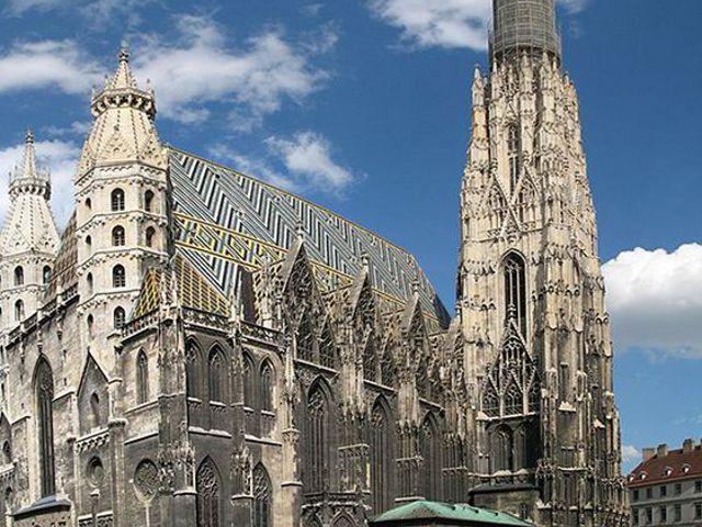 Viena - Catedral de San Esteban