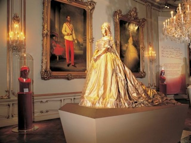 Viena - Museo Sisi